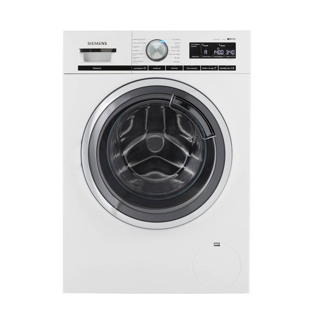 Siemens WM14VMH7NL wasmachine