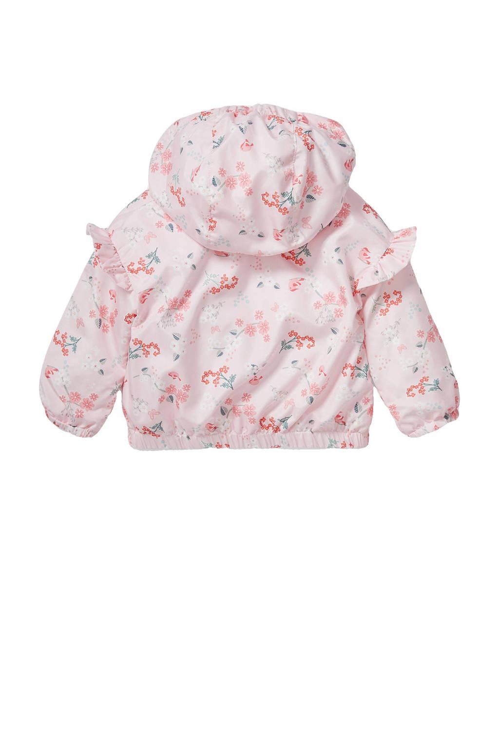 C&A Baby Club gebloemde  zomerjas roze, Roze