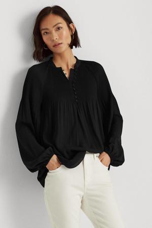 blouse VERSILLA zwart