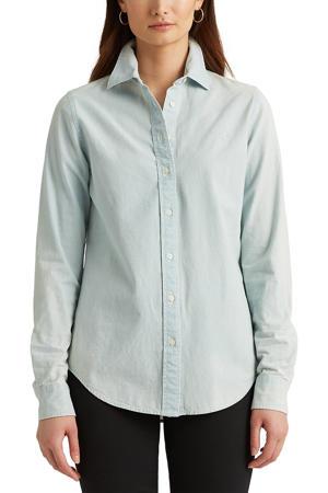 blouse JAMELKO lichtblauw