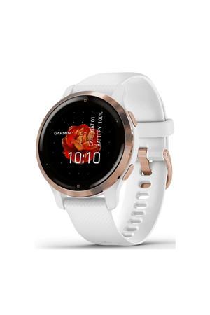 Venu 2S smartwatch (rose gold)