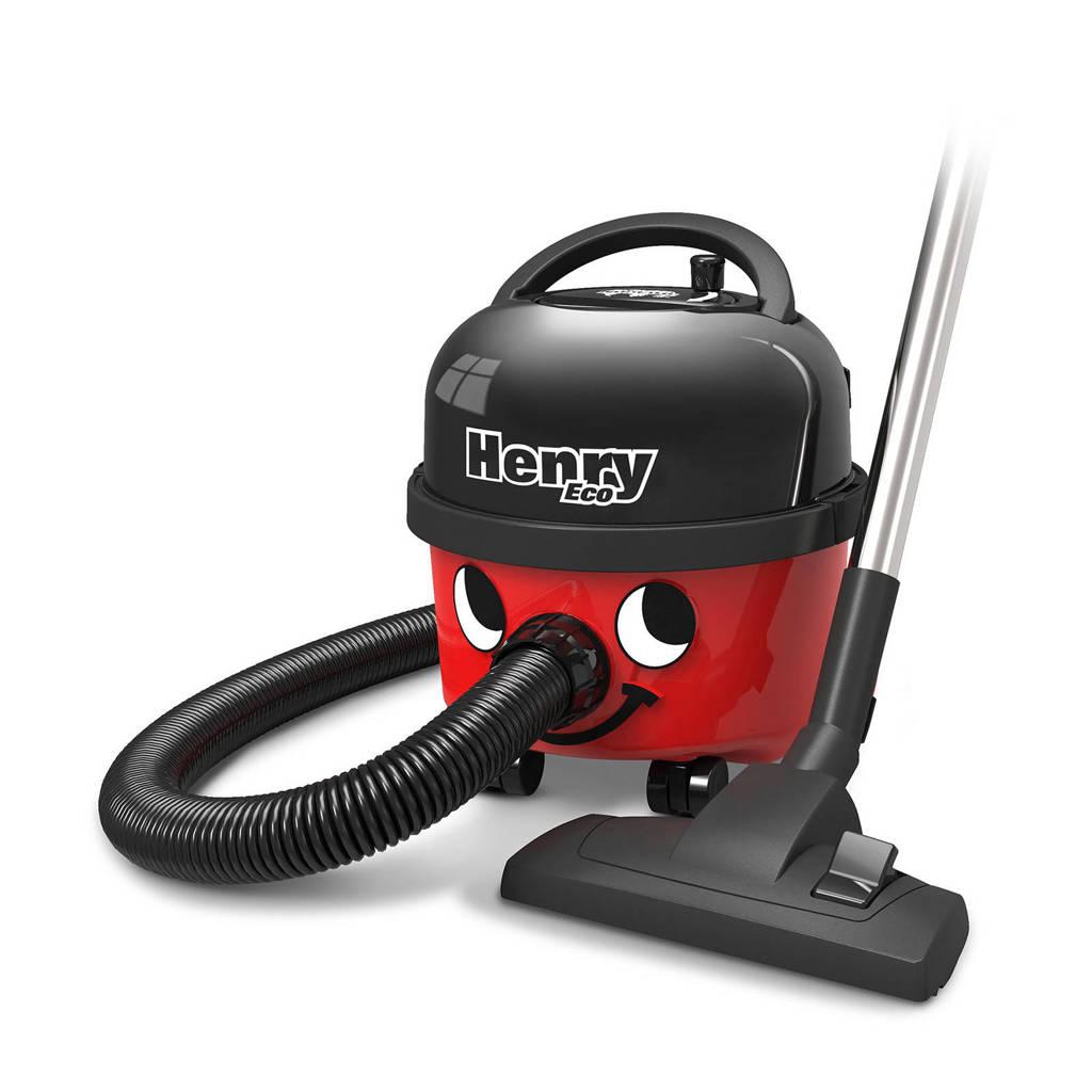 Numatic Henry HVR 160 Eco stofzuiger (rood), Rood, zwart