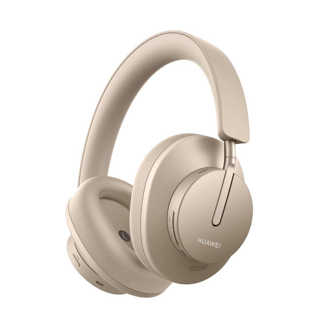 Huawei FreeBuds Studio draadloze over-ear hoofdtelefoon (goud), Goud