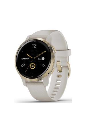 Venu 2S smartwatch (light gold)