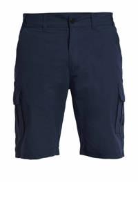 Tenson korte outdoor broek Thad donkerblauw, Donkerblauw