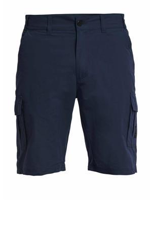 korte outdoor broek Thad donkerblauw