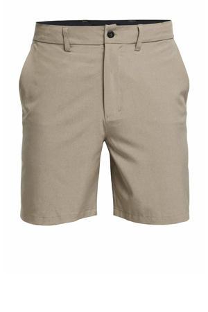 korte outdoor broek Aqua Hybrid beige