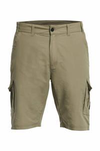 Tenson korte outdoor broek Thad beige, Beige