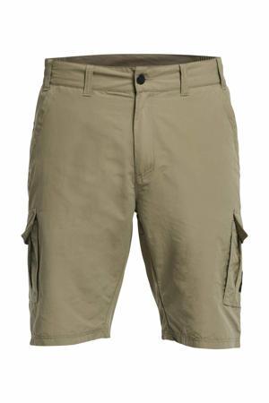 korte outdoor broek Thad beige