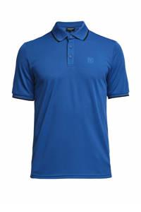 Tenson outdoor polo Wedge blauw, Blauw