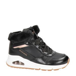 hoge sneakers zwart