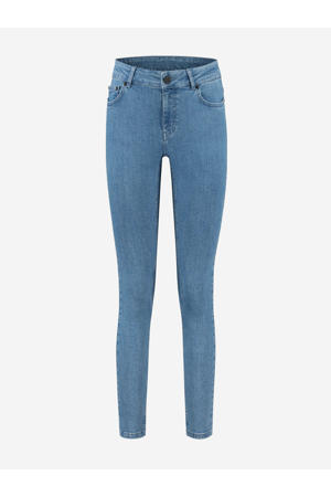 high waist skinny jeans Betty lichtblauw