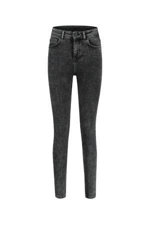 skinny jeans Billie-Sue black acid wash