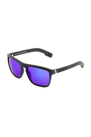 zonnebril Thunder X zwart/blauw