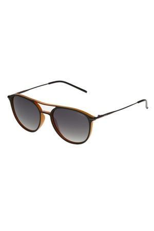 zonnebril Carmel donkerbruin