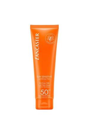 Sun Sensitive oil free milk - spf 50