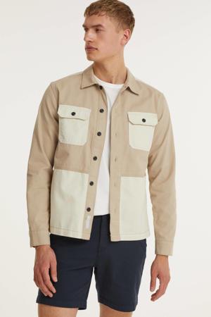 overshirt Ben ecru/beige