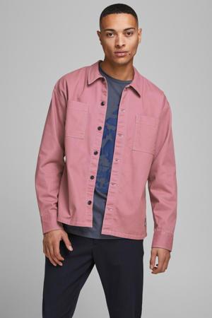 regular fit overhemd JORUNION roze