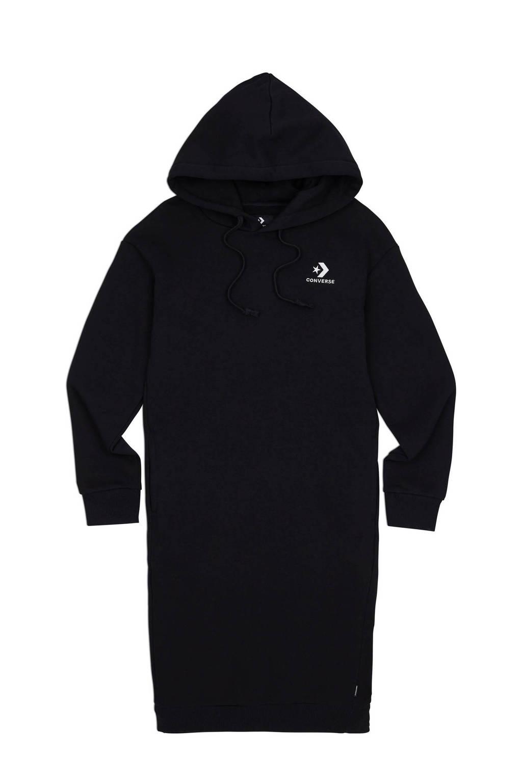 Converse sweatjurk met logo zwart, Zwart