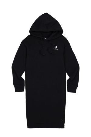 sweatjurk met logo zwart