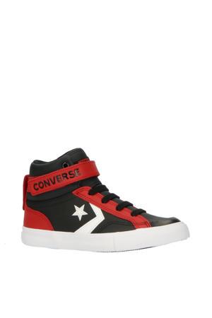 Pro Blaze Strape Varsity sneakers zwart/rood/wit