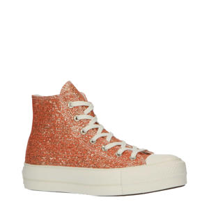 Chuck Taylor All Star Bold sneakers roze/goud