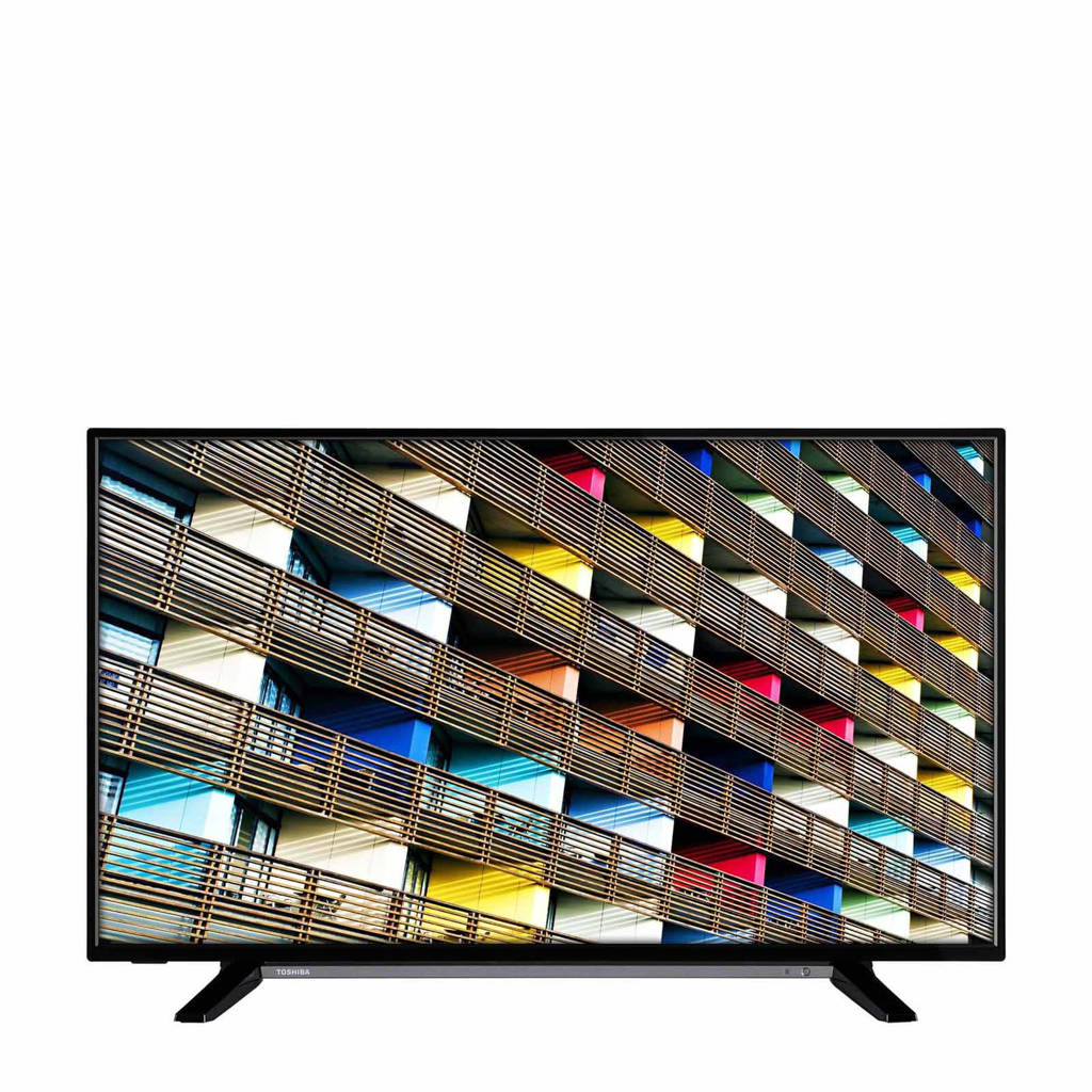 Toshiba 43LL2C63 LED Full HD tv, Zwart