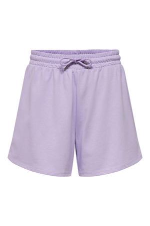 loose fit short JDYCINDI lila