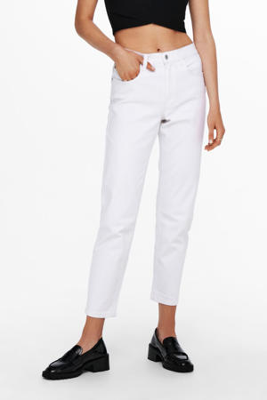 cropped high waist straight fit jeans JDYOLIVIA wit