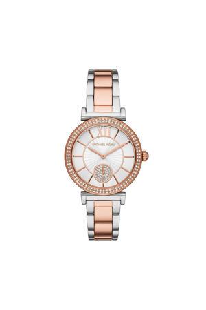 horloge MK4616 Abbey Zilver