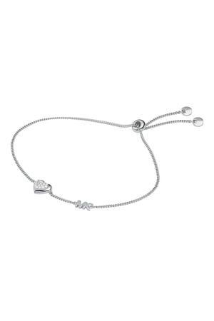 armband MKC1455AN040 Premium zilver