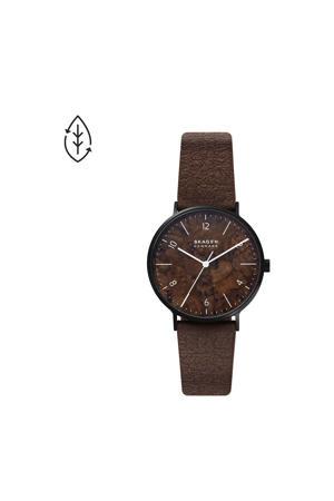 horloge SKW6728 Aaren Naturals bruin