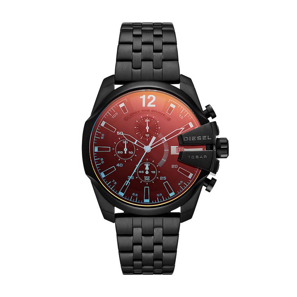 Diesel horloge DZ4566 Baby Chief Zwart