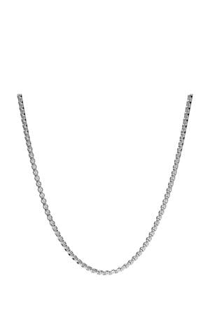 collier JF03723040 Vintage Casual zilver