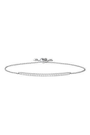 armband MKC1418AN040 Premium zilver