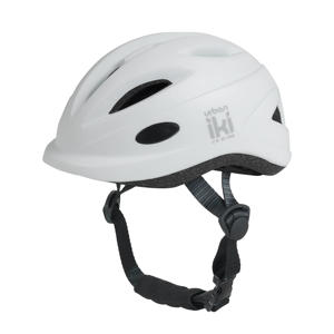 kinder fietshelm XS - Shinju White