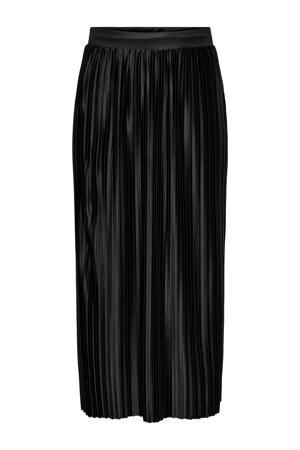 coated rok JDYEVA zwart