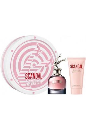 Scandal eau de parfum 50 ml + bodylotion 75 ml