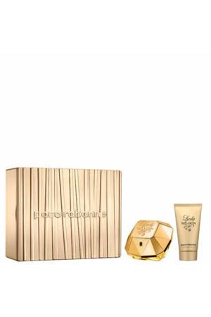 Lady Million eau de parfum 50 ml + bodylotion 75 ml