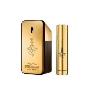One Million eau de parfum 50 ml + reisformaat 10 ml