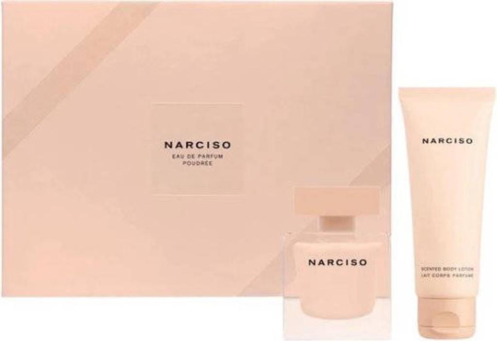 Narciso Rodriguez Narciso Poudrée eau de parfum 50 ml + bodylotion 75 ml