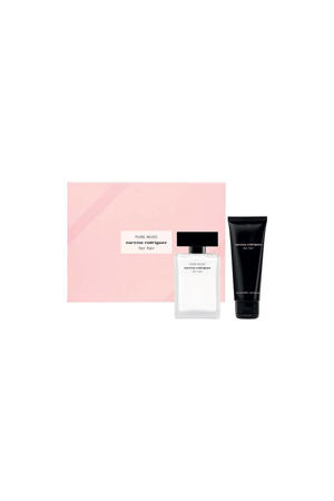 Narciso for her Pure Musc eau de parfum 50 ml + bodylotion 75 ml