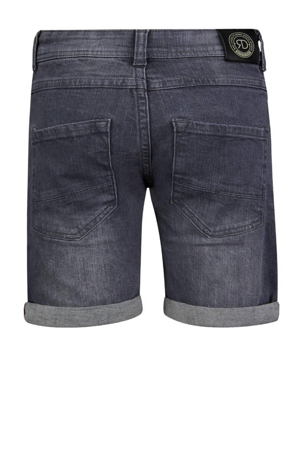 Retour Denim regular fit jeans bermuda Edmundo light grey denim, Light Grey Denim