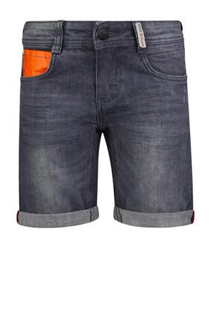 regular fit jeans bermuda Edmundo light grey denim