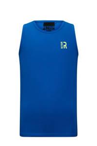 Retour Denim mouwloos T-shirt Mika hardblauw, Hardblauw