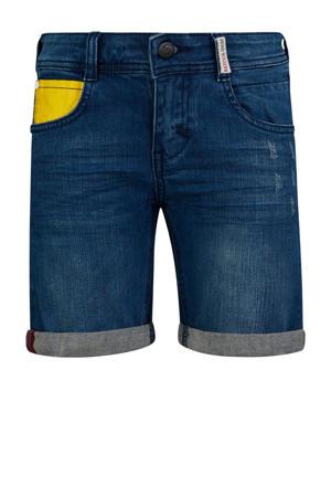 regular fit jeans bermuda Edmundo vintage blue denim