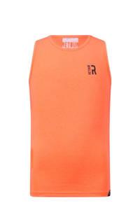 Retour Denim mouwloos T-shirt Mika neon oranje, Neon oranje