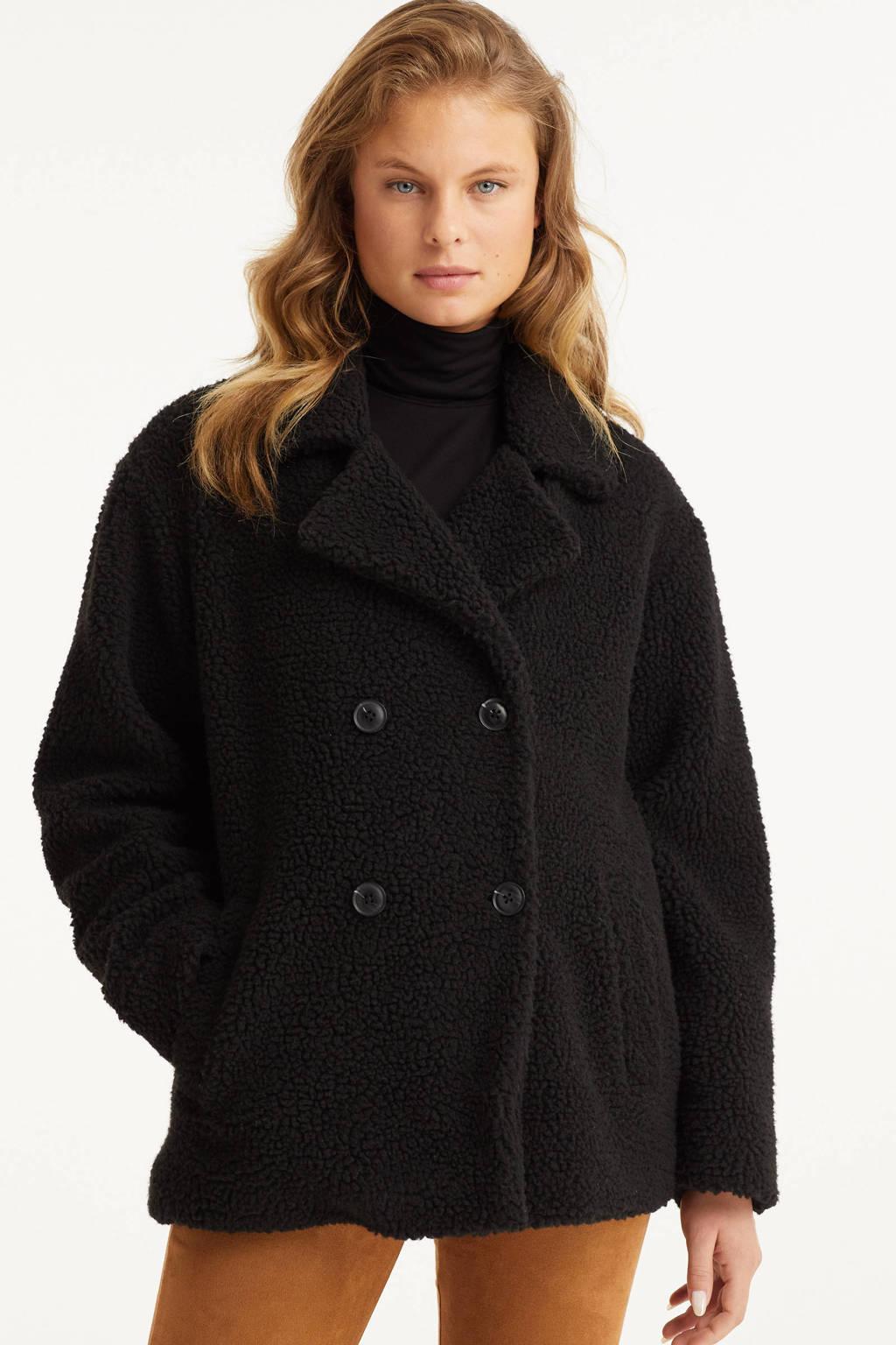 anytime teddy jas zwart, Zwart