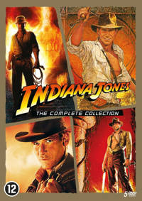 Indiana Jones - The Complete Collection (DVD)