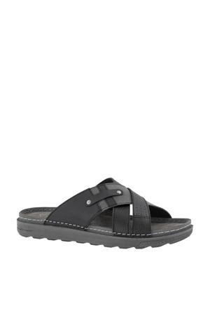slippers zwart